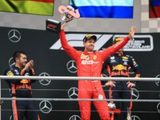 Sebastian Vettel Enjoyed 'Lottery' Style Home Race At Hockenheim