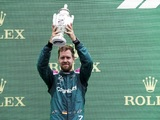 Aston Martin denied review of Vettel's disqualification
