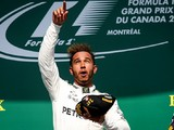 Canadian GP result 'a great blow' to Ferrari - Lewis Hamilton