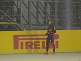 Verstappen's 'foot' to blame for Bahrain crash