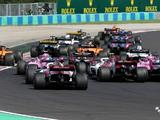 Sauber pair left to rue first lap Hungarian GP collisions