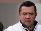 McLaren's Boullier involved in emergency landing