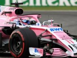 Force India To Introduce Updated Aero Package For Singapore