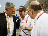 "Alonso return ""great news"" for F1 - Carey"