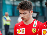 Leclerc not happy with some F1 2020 ratings