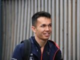 "Alexander Albon: ""There are definitely things I need to work on and improve"""
