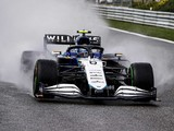 Latifi: Best F1 qualy could have been better still