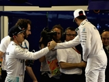 Rosberg: Hamilton had kind words for me