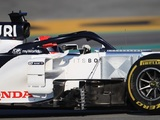 Honda Looking for a 'Further Step Forward' in Second Week of Testing - Tanabe