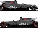 Haas to run tweaked livery from Monaco