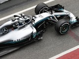 Mercedes announces date of W10 2019 F1 car's reveal