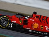 Ferrari F1 team removes Mission Winnow branding for Australian GP