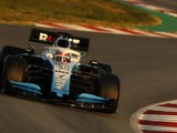 Russell: Williams's Tuesday mileage a 'huge relief'
