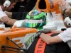 Daly gets test outing with Force India