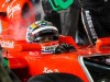 Marussia praises Glock as Pic suffers engine failure