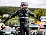 "Wolff describes Hamilton as ""extraterrestrial"" after Belgium F1 pol"