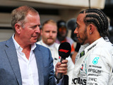 Hamilton will retire in his prime with ten titles predicts Brundle