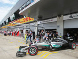 Rosberg continues to set Austria pace as the rain arrives