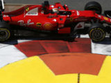 P2: Ferrari pull clear of Mercedes