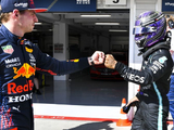 """Hamilton """"more interested"""" in Red Bull than his own qualifying lap - Horner"""