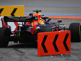 Verstappen quickest in second practice