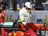 Hamilton reacts to Austria grid penalty: It wasn't intentional