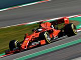 Vettel quickest, racks up over 160 laps