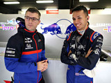 Albon tops timesheets on final morning