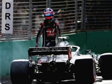 From joy to absolutely misery for Haas
