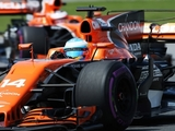 Alonso: McLaren 'getting stronger and stronger'