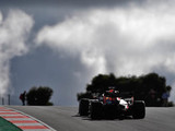 Bottas sets early pace in Portugal