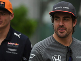 Red Bull reject Liberty Media attempts to get Alonso back in F1