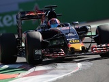 Kvyat grateful for Toro Rosso ending nervous time