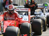 Raikkonen surprised by Ferrari qualifying pace
