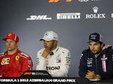 Azerbaijan GP: Post Race press conference