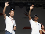 Button hails Hamilton for anti-racism and diversity stance
