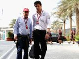 Wolff and Lauda renew contracts with Mercedes