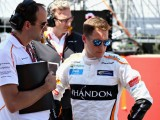 Manager 'confident' about Vandoorne's future
