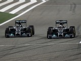 2014 Bahrain Grand Prix: The start of Hamilton and Rosberg's rivalry