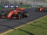 Ferrari explains keeping Leclerc behind Vettel in F1 Australian GP