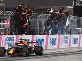 Max Verstappen will stop doing celebratory burnouts after race wins