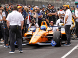 Brown hopes Alonso returns to Indy with McLaren