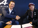 Alonso to remain in F1 with Alpine for 2022 season