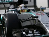Hamilton eases to pole position at Monza
