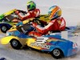 Alonso wins Wrooom 2013 ice kart race