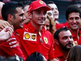 Brundle: Leclerc shows his strength