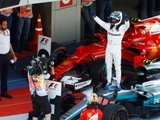 Bottas: Maiden F1 win worth the wait