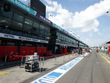 Australian GP pitlane to be widened by two metres