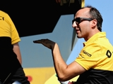 Kubica: I'm not driving one-handed