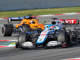 Williams 'reduced the gap', but still 'slowest'